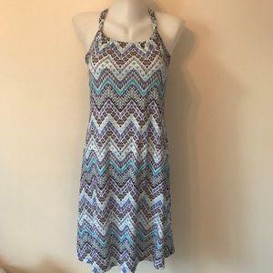 prAna Quinn Racerback Light Jersey Athletic Dress